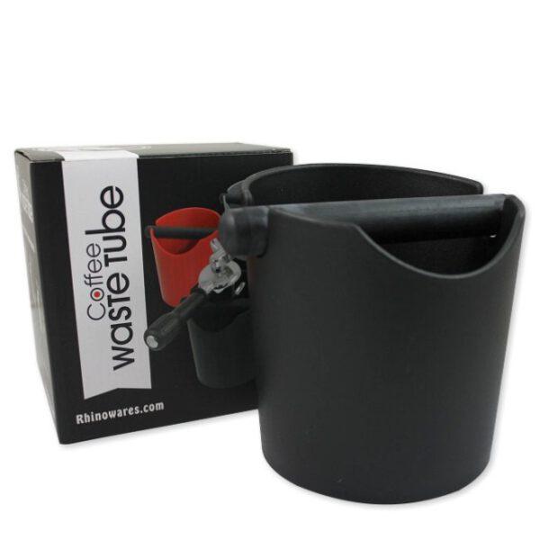 Abklopfbehälter für Kaffee
