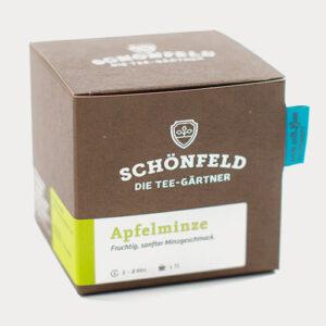 Schönfeld Tee Apfelminze Box
