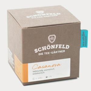 Schönfeld Tee Casanova Box