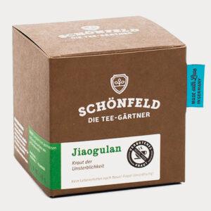 Schönfeld Tee Jiaogulan Box