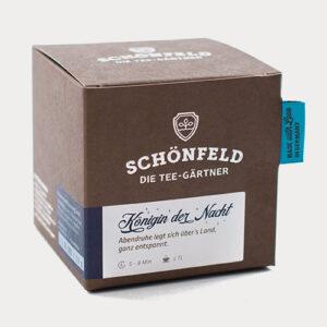 Schönfeld Tee Königin der Nacht Box