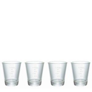 Shotglas - 4er Set