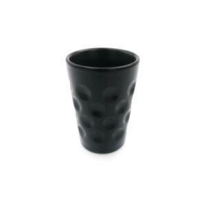 Espressotasse Dubbetasse schwarz