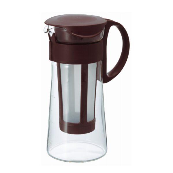 Cold Brew Kanne braun 600 ml
