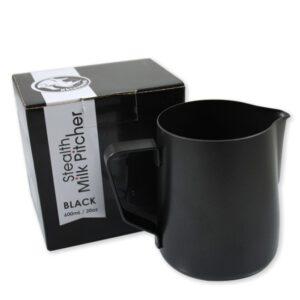 Milchkännchen 600ml in schwarz