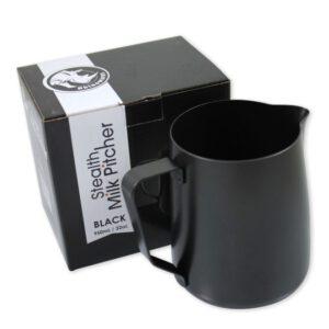 Milchkännchen 950ml in schwarz