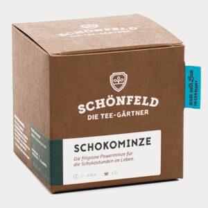 Schönfeld Tee Schokominze Box
